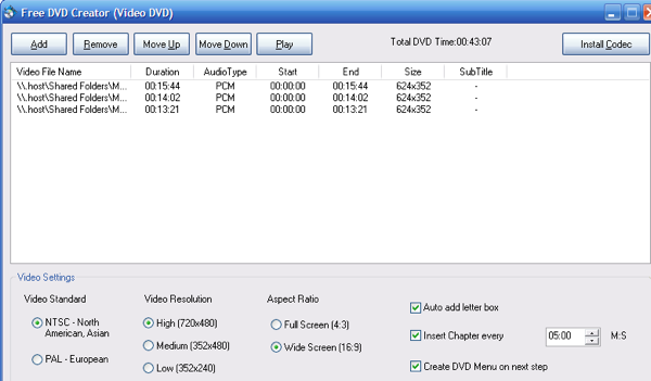 How to Burn Any Video File to a Playable Video DVD