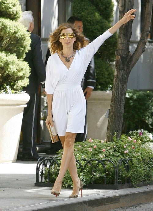Still, No One Will Pick Up Carrie Bradshaw