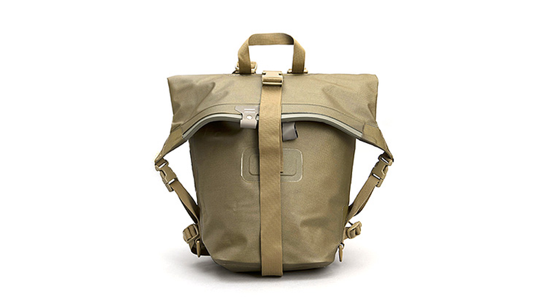 Watershed's Water-Tight Backpack: Durable, But Stylish Enough for Every Day Use