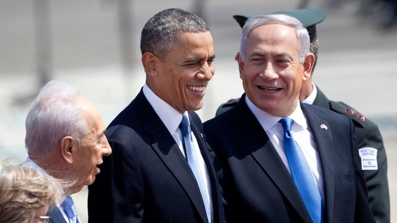 Obama Kicks off Historic Mideast Trip with First State Visit to Israel