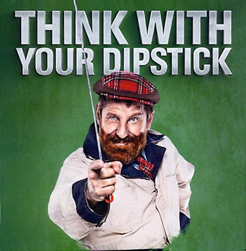 Why The Dipstick Is Dying