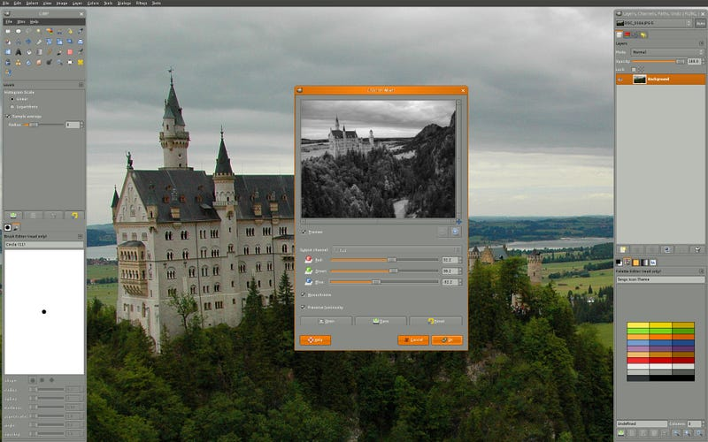 Five Best Photoshop Alternatives