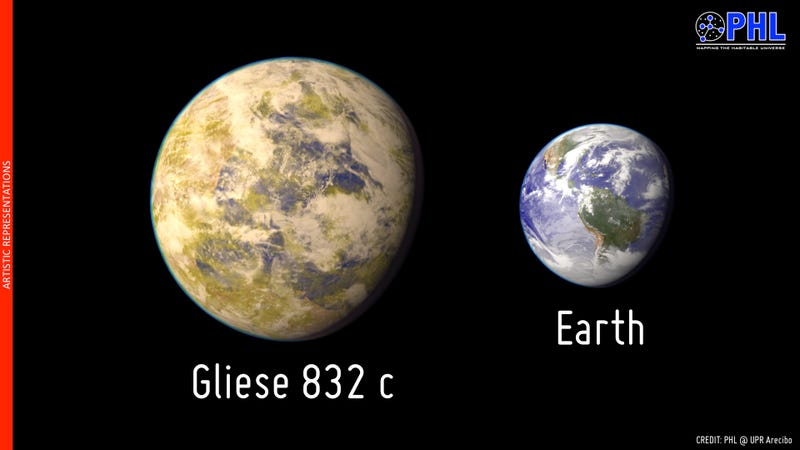 This Potentially Habitable Super-Earth Is Just 16 Light Years Away