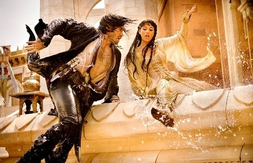 Why Is Jake Gyllenhaal In Prince of Persia?