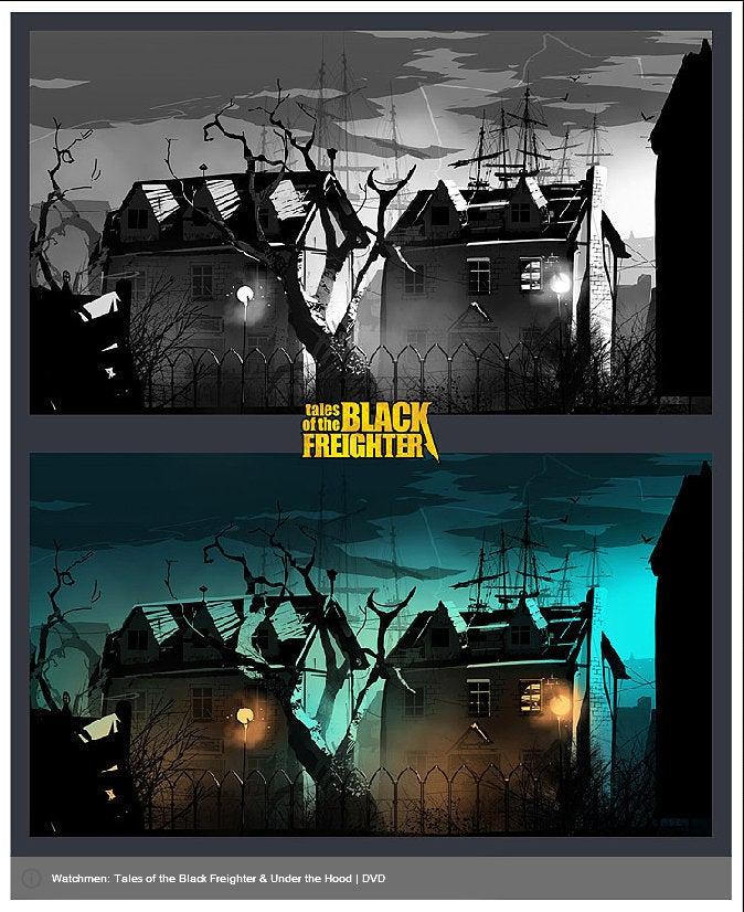 The Stunning Concept Art of Sebastien Larroudé (Deus Ex, Tron, etc)