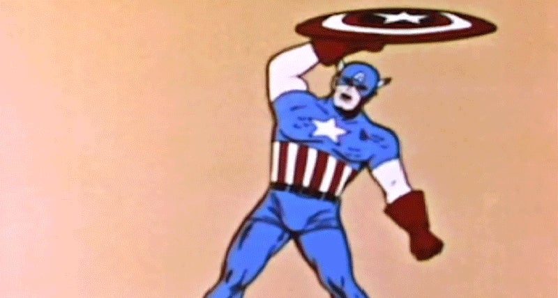 The Evolution of Captain America in TV and Film