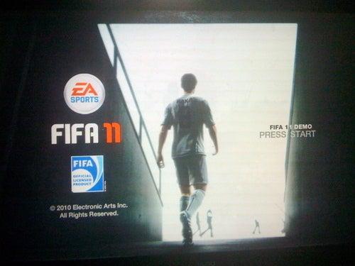 FIFA 11's Demo Arrives, Features Unlockables