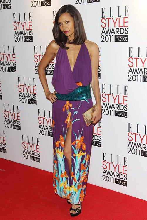 High Style, Obviously, At Style Awards