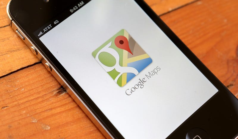 It's Now OK To Use GPS On Your Phone In California