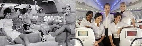 Virgin America's Fly Girls Live The Airborne Dream