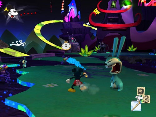 Thank Kingdom Hearts For Epic Mickey