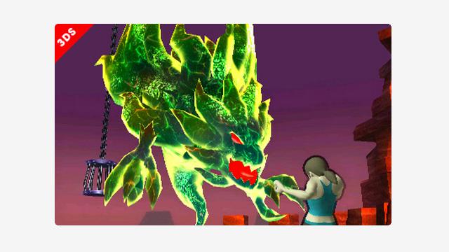 Even Find Mii Gets a Super Smash Bros. Cameo
