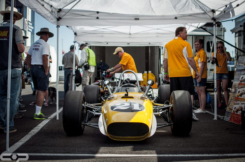 Historic races are ear-shatteringly, crisis-inducing fun.