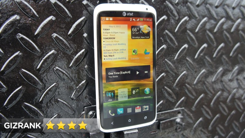 HTC One X Review: The Best Android Phone Right Now (Updated)