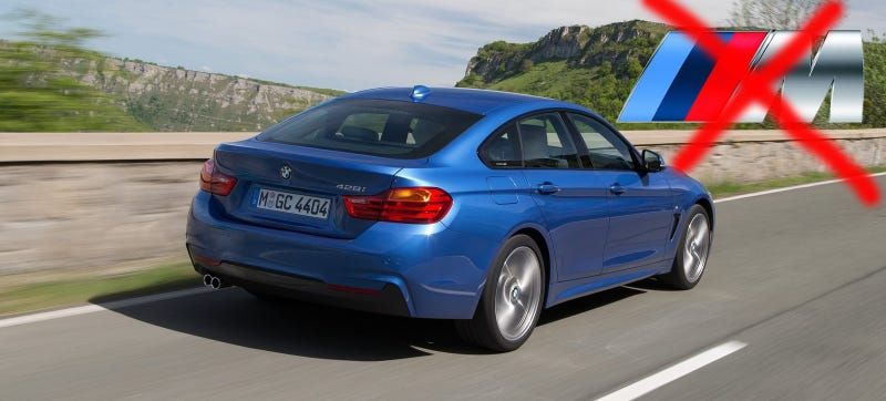 Sorry, Gran Coupe Fans: A BMW M4 Gran Coupe Isn't Going To Happen