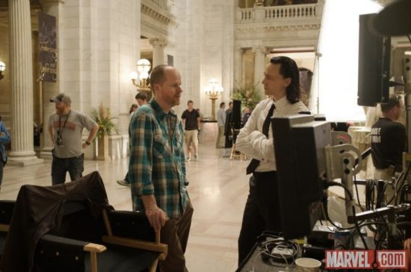 Joss Whedon was brought onto Thor 2 as the fixer