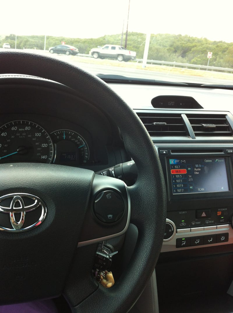 The 2014 Camry Will Make You Suck At Driving