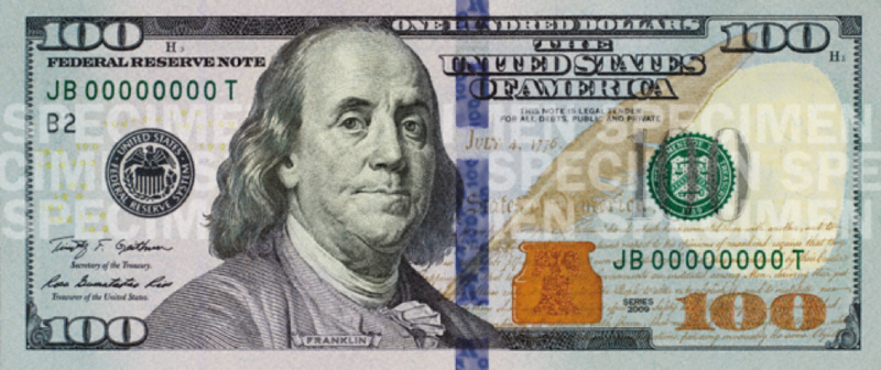 This Is the New $100 Bill