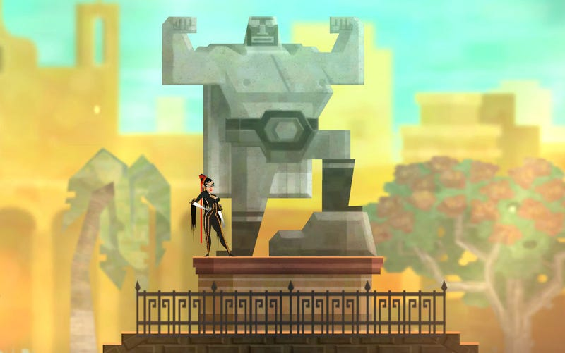 Play Guacamelee As Bayonetta