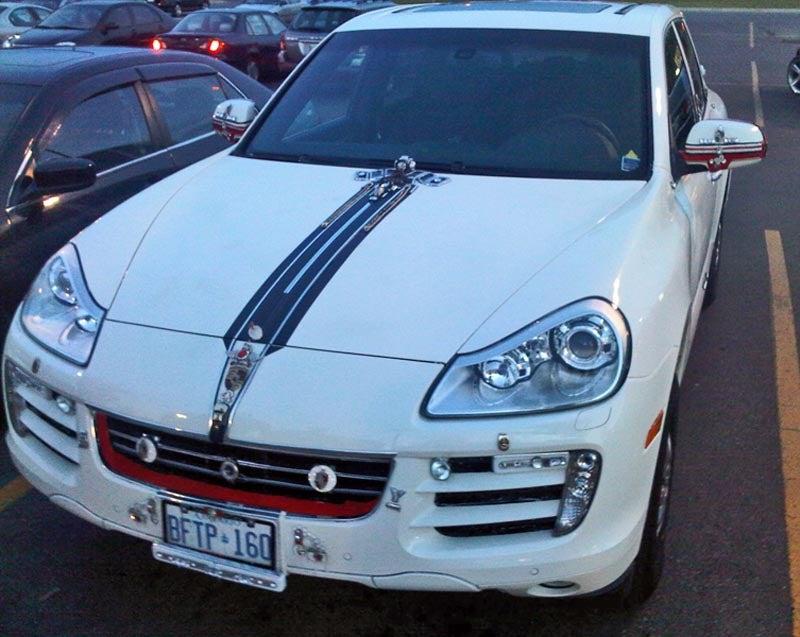 The World's Worst Porsche Cayenne