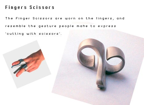 Dave Coulier Would Love the Finger Scissors Concept