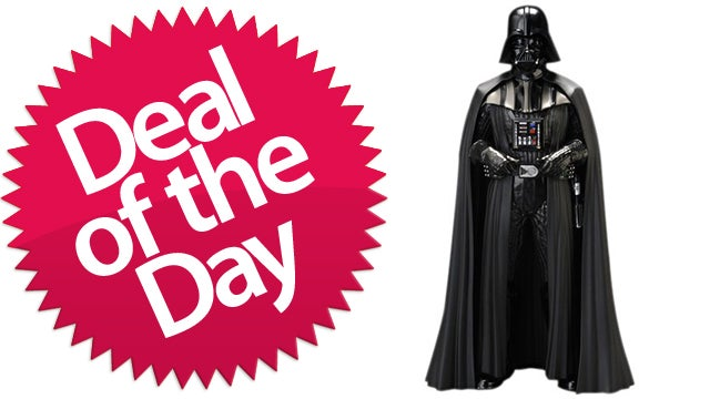 This Kotobukiya Darth Vader Statue Is The Most-Impressive Deal of the Day