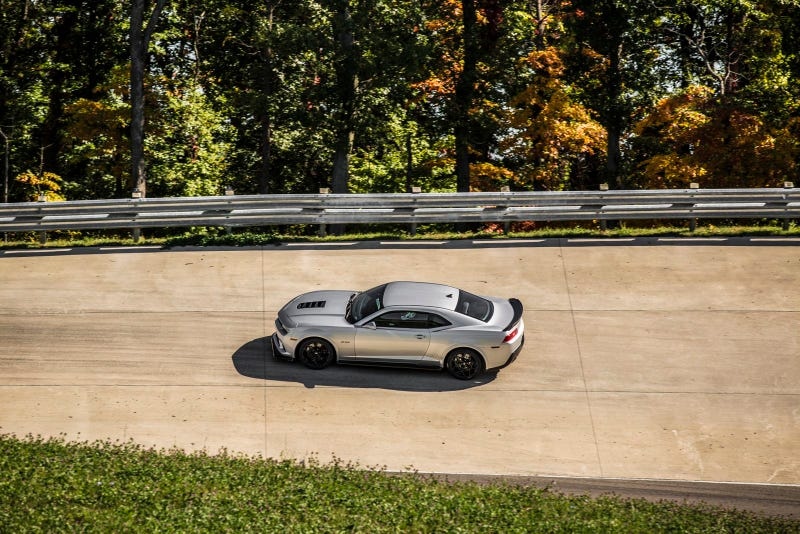 Track-Capable Camaro Z/28 Validated At Nürburgring