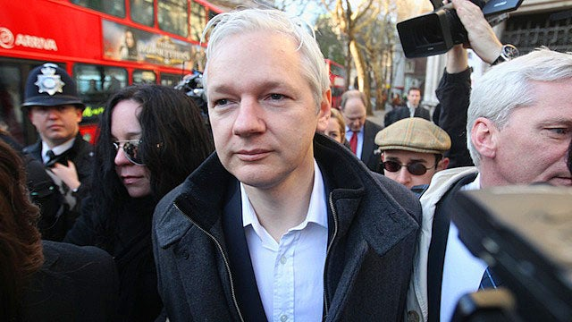 Please Email Us If You Are One of the Hundreds of Women Who Have Tried to Marry Julian Assange