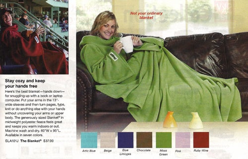 19 Crappy & Crazy Christmas Gifts From Sky Mall