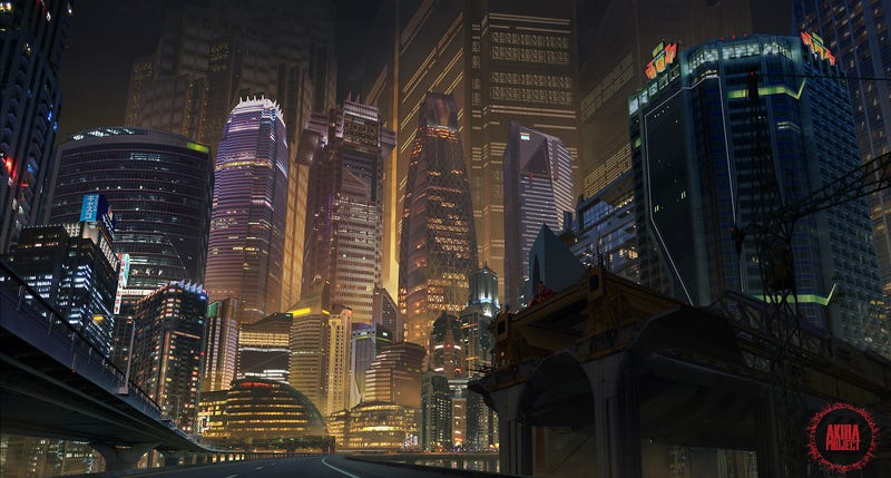 Nice Neo-Tokyo You Got Here. Be A Shame If Something Happened To It...