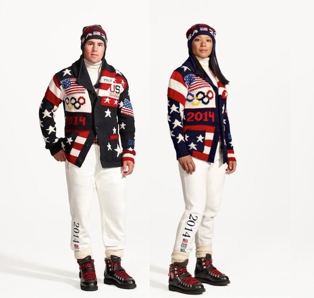 Team USA's Opening Ceremony Uniforms Are Here, And They're Ugly