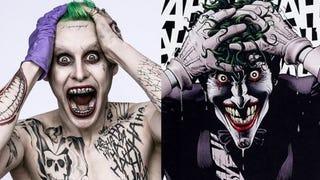 El nuevo Joker que aparecerá en<i>Suicide Squad </i>es diferente, pero genial