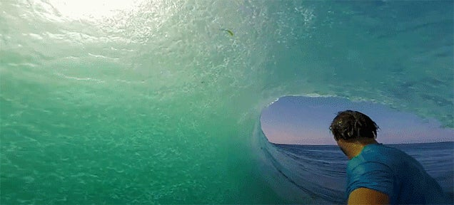 Cool surfing video makes me want to be at the beach even more