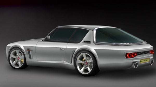 V Eight Planning 620 HP Jensen Interceptor SX