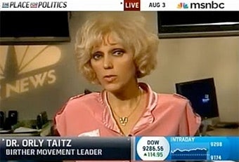 Birther Orly Taitz Weighs Political Options After Loss