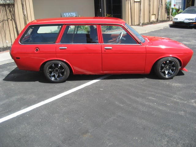 For $9,000, This 510 Goes To 11