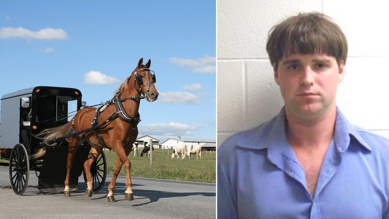 Impious Amish Man Texts Dick Pics to 12-Year-Old
