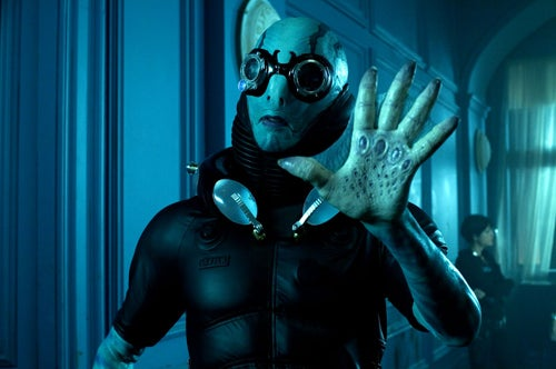 Behind Abe's Big Fish Eyes: io9 Talks To Hellboy II's Doug Jones
