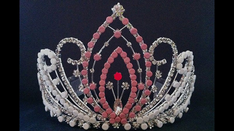 Here's a Vagina Tiara Made From Birth Control Pills