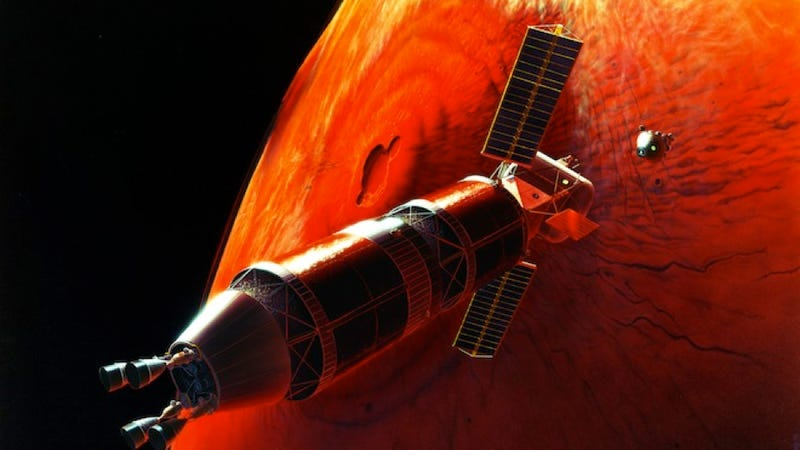 How Dennis Tito could send humans to Mars and back by 2020