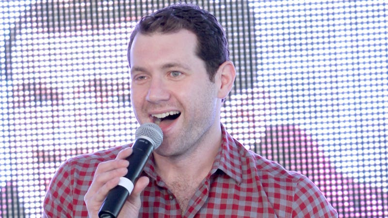Billy Eichner Finds One More Reason to Praise The Golden Girls
