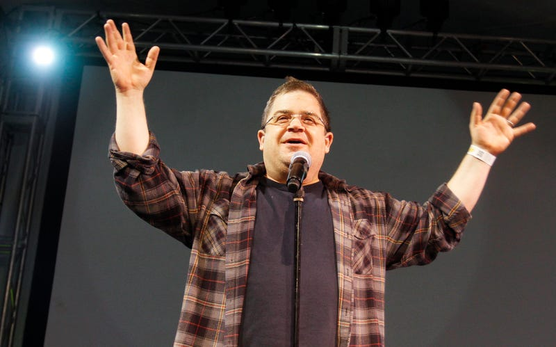 Patton Oswalt Has Taken A Vow of Temporary Internet Silence