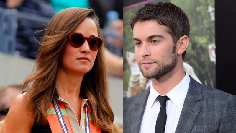 Pippa Middleton's Big Night in NYC Included Talking to Chace Crawford for 10 Minutes