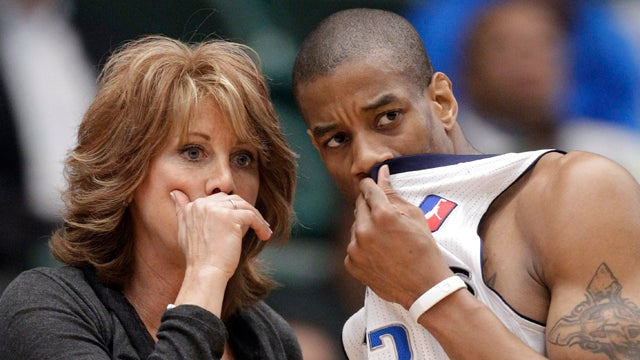 """Female Basketball Coach Says Women In Sports Can Be """"Petty"""""""