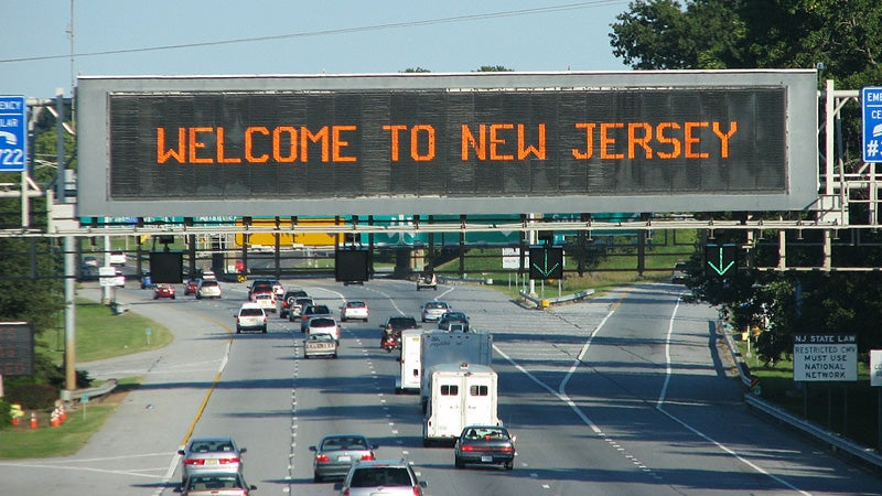 New Jersey Pays Company $100 Million to Move From One NJ City to Another