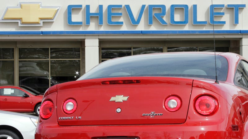 The One Thing You Should Do Right Now If You Own A Chevy Cobalt