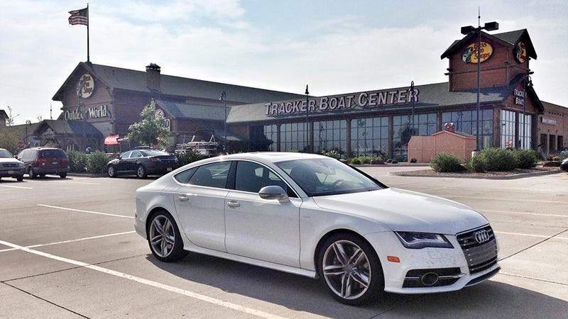 Seven & S7: Driving from San Francisco to Detroit in an Audi S7