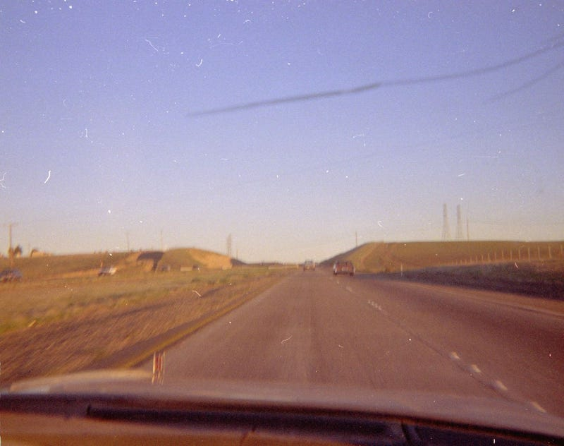 Murilee's Interstate 5 Road Trip Photos Of The Late 1980s