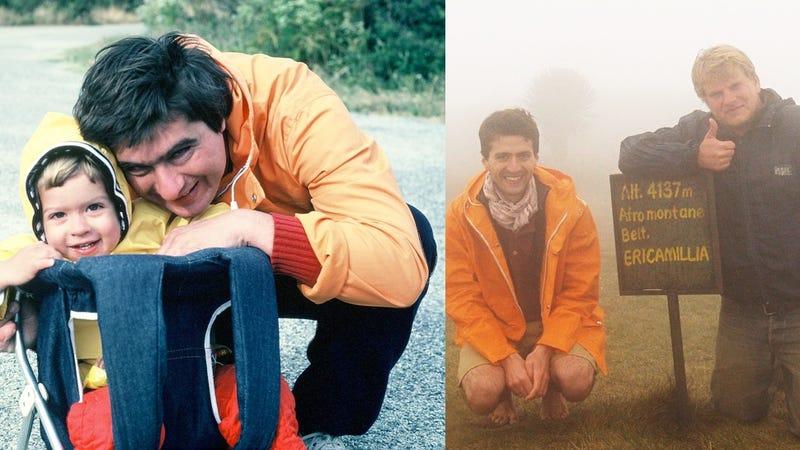 31 év, két kontinens, egy kabát