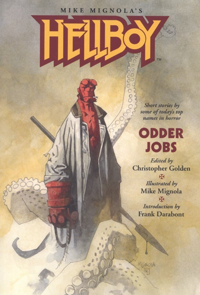 Mike Mignola, Creator of Hellboy: Low-tech and Badass
